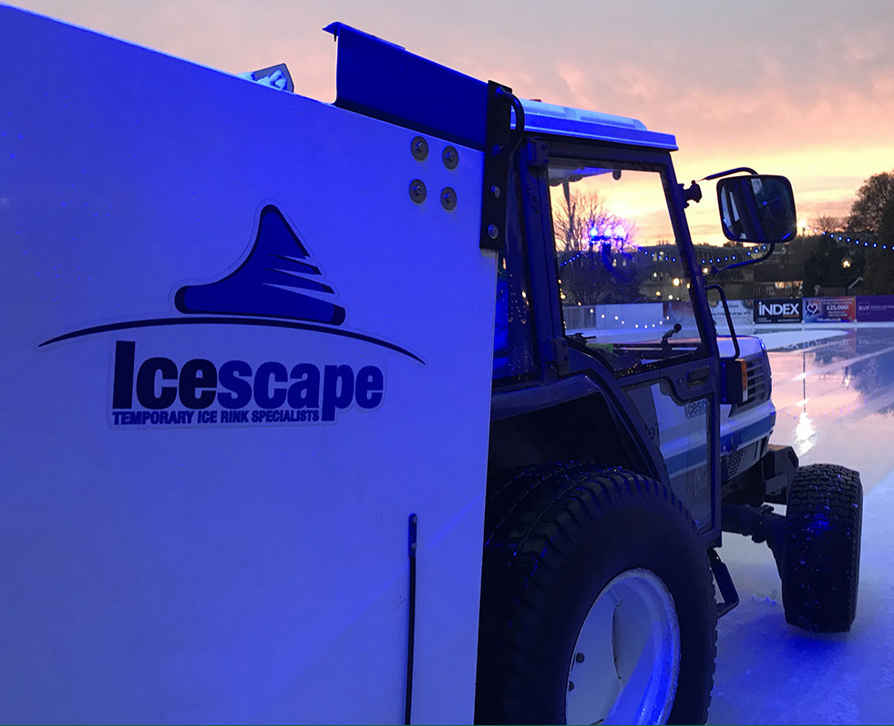 Icescape Ice Resurfacer